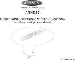 wideband antenna