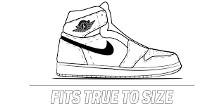 Paris Blues Size Chart The Ultimate Air Jordan 1 Sizing And Fit Guide Farfetch