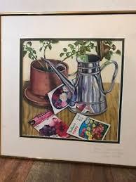 Wendy Rhodes Original Still Life Work On Paper | eBay