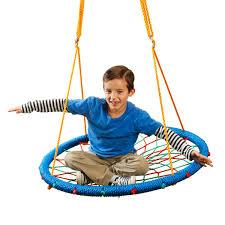 Dream Catcher Swing Sky Dreamcatcher Web Swing SwingSetMall 1