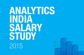 Analytics India Salary Study 2015