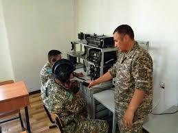 Курсовая подготовка военнослужащих проходит в Вооруженных силах  null