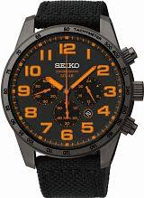 "seiko watches seiko divers watches watch shop comâ""¢ mens seiko chronograph solar powered watch ssc233p9"