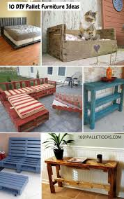 do it yourself pallet furniture. Arresting Wooden Pallet Furniture Designs Wood Ideas Diy Palletfurniture All Do It Yourself T