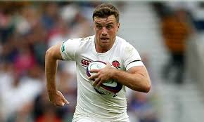 England name George Ford at fly-half for Wales' encounter