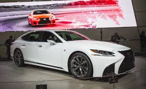 2018 lexus sport coupe. unique lexus lexus announces f sport version of the 2018 ls inside lexus sport coupe