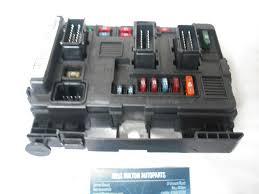 citroen c3 pluriel engine bay fuse box controller bsm b3 citroen c3 pluriel engine bay fuse box controller bsm b3 9643498880 00 siemens t118470003 g