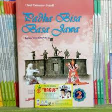 Salah satu perangkat pembelajaran yang sangat penti. Buku Paket Bahasa Jawa Kelas 8 Kurikulum 2013 Ilmu Soal