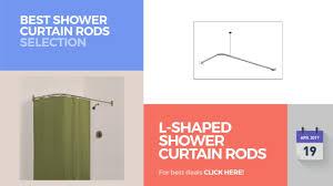 l shaped shower curtain rods best shower curtain rods selection regarding measurements 1280 x 720