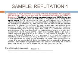 refutation and concession essay writing essay topics refutation and concession essay