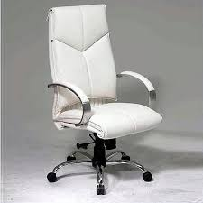 beautiful office chairs. White Leather Executive Office Chair Beautiful Chairs