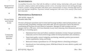 Best Of Commi Chef Resume Sample Pastry Chef Resume Template And