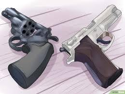 Resultado de imagem para na mira do revolver 38