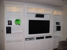 captivating built in entertainment centers built in entertainment center plans with drywall white