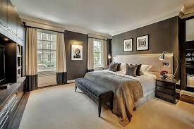 master bedroom decorating ideas contemporary. Master Bedroom Decorating Ideas For A Contemporary With Mens And CHELSEA TOWNHOUSE By