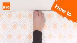 How to hang wallpaper - paste the wall ...