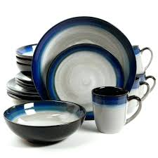 blue glass plate full size of blue glass plates set mainstays dinnerware vintage dish tableware sets