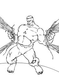 Bruce banner was transformed into the incredibly powerful creature called the hulk. Free Easy To Print Hulk Coloring Pages Tulamama