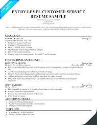 At And T Customer Service Representative Sample Resume Customer