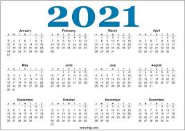 Free desktop calendar wallpaper 2021 ...