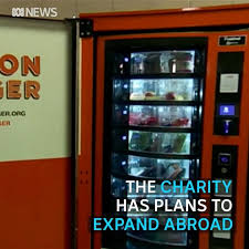 Vending Machine Help Delectable Vending Machines For The HomelessA New Charity Aims To Help People