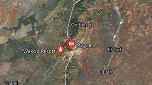قوات الأورومو تسيطر علي الطريق الرابط بين إثيوبيا وكينيا
