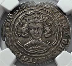 Cross Iii Silver Amazon's Store English Of Coins Medieval 4 Ngc Coin Edward Long At Ages England Uk Pence Antique 1351-52 Collectible Xf-40 Middle The