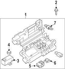 parts com® volkswagen passat fuse relay oem parts 2006 volkswagen passat 2 0t l4 2 0 liter gas fuse relay