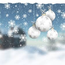 blue and white christmas background. Perfect Blue Background With White Christmas Balls And Snowflakes Free Vector Throughout Blue And White Christmas U