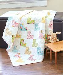 Simple Baby Quilts Patterns – co-nnect.me & Sweethearts Baby Quilt Easy Baby Boy Quilt Patterns Free Simple Baby Girl Quilt  Patterns Baby Boy Adamdwight.com
