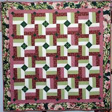 Rail Fence Quilt Variations | just finished a Split Rail Fence ... & Rail Fence Quilt Variations | just finished a Split Rail Fence with  diamonds for as a Adamdwight.com