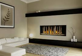 xtreme birch growing trees fireplace