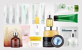 best korean skin care for sensitive skin troubled skin irritation and redness korean skin care