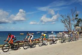 Alyssa Rowse of Bermuda, Abigail Morton of New Zealand, Madeleine... News  Photo - Getty Images