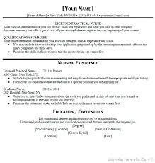 Newly Graduate Resume Sample Lpn Resume Sample New Graduate Unique Lpn Resume Sample Resume