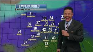 Greg Fields Drops the F-Bomb in Forecast - YouTube