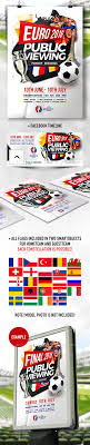 17 best images about gd layout inspiration layout euro2016 psd public viewing flyer template only available here ➝