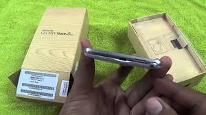 Samsung Galaxy Note 3 Neo Unboxing ...