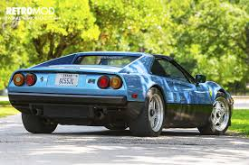 Dimensions, wheel and tyres, suspension, and performance. Beautiful Beast A Turbocharged Ferrari 308 Gts Retromod