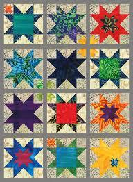 272 best Moda Free Patterns images on Pinterest   Crafts, Cushions ... & Moda Bake Shop: Summer Sand and Stars Quilt Adamdwight.com