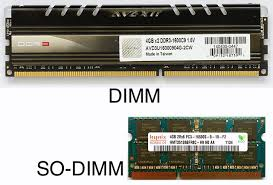 which early dimm form factor applied to laptops a quick dirty guide to ram what you need to know