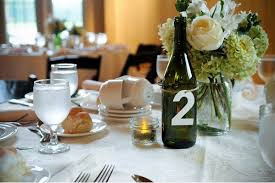Wine Bottle Wedding Table Decorations 100 wine bottle centerpieces you can DIY for your wedding day 2