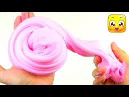 make fluffy slime with elmer s glue
