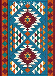 Southwest Quilt Patterns Magnificent Native American Quilts Connectme