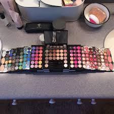 de maquiagem em geral ou studio blockbuster palette limited edition eyeshadow gift set kit sephora makeup