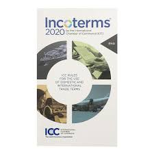 Incoterms Wall Chart Download Incoterms 2020 Amazon Co Uk International Chamber Of