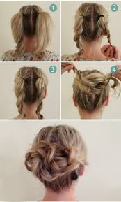 Rychlé účesy Pro Dlouhé Vlasy