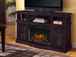 sutton electric fireplace tv stand in espresso 370 154 48
