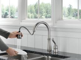 Leland Delta Kitchen Faucet Delta Kitchen Faucet Photos Design Ideas And Decor