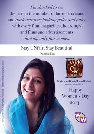 Quotes About Beautiful Black Skin Best Of Stay UNfair Stay Beautiful Nandita Das Says Dark Skin Is